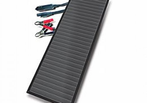2 watt Amorphous Solar Maintainer, Rdk Products 40019
