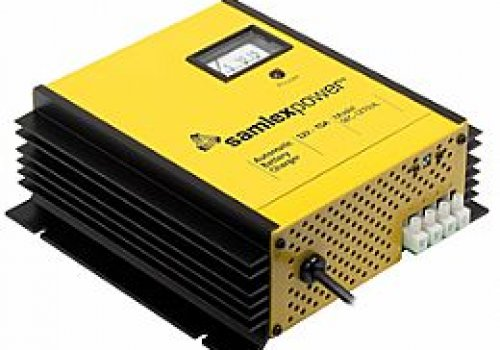 15 Amp Battery Charger, Samlex Amer SEC-1215UL