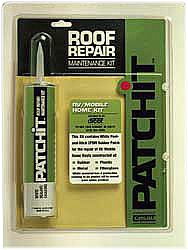 RV and Trailer Rubber Roof Patch Kit