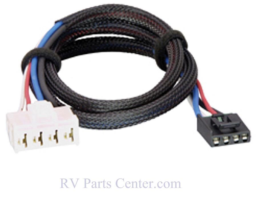 Tekonsha Prodigy Trailer ke Control Harness Dodge 96-07 on dodge transmission connectors, dodge fan connectors, dodge wiring harness terminals,