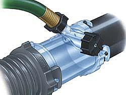 Dual Flush Rv Sewer Hose Rinser