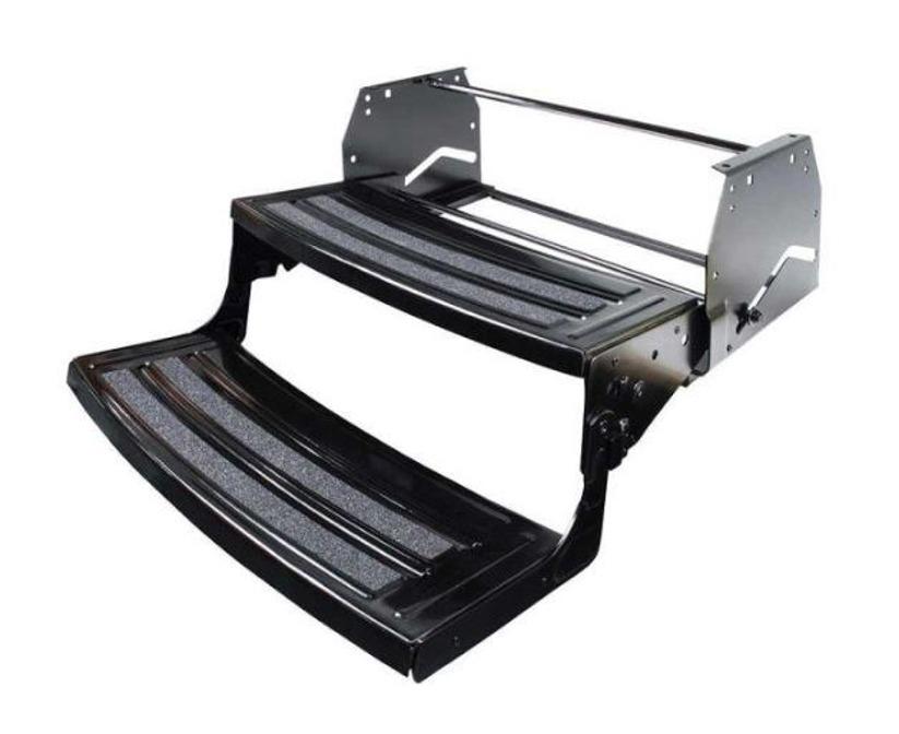 Double Radius Manual Step, Lippert 432682