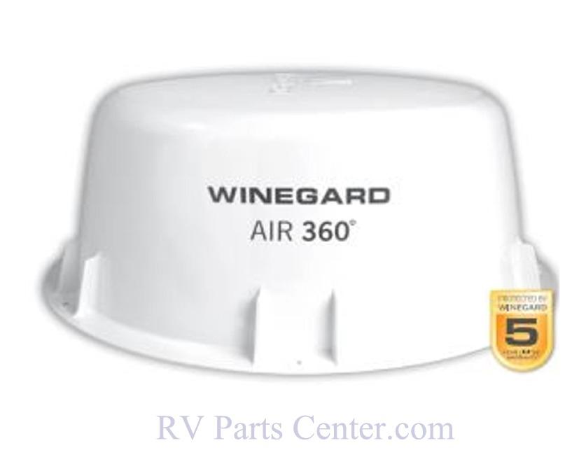 TV Winegard Air 360 Omni-Directional Antenna, Winegard A3-2000