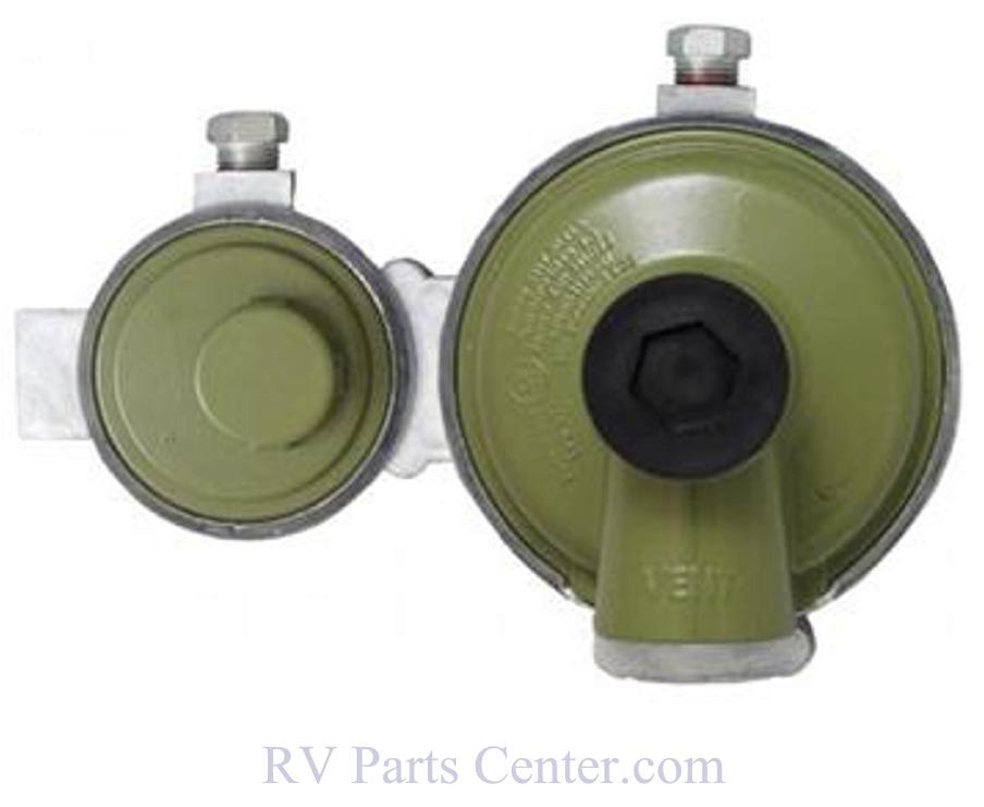 High Capacity LP Regulator Two Stage, Side Vent, MEGR-298H