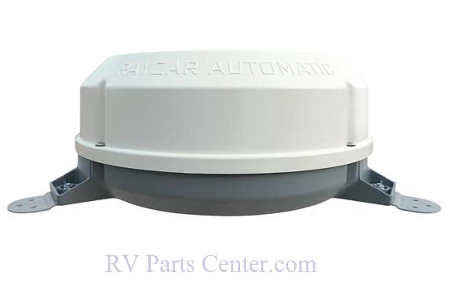 Rayzar Broadcast TV Antenna in White, Winegard RZ-8500