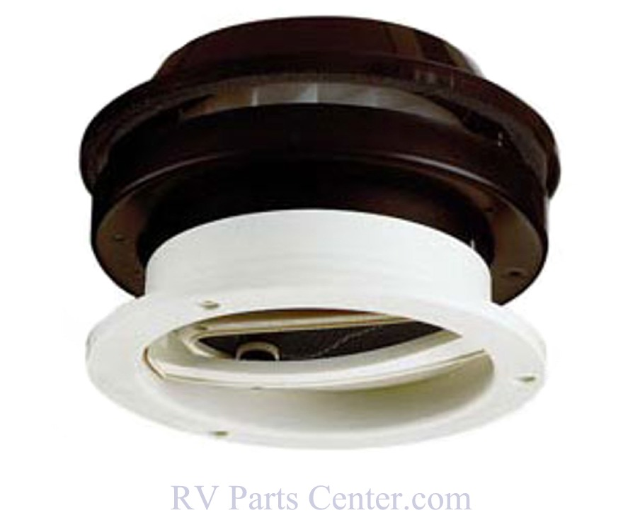 Rv Roof Vents 12 Volt Powered Round Vent Ventline Vanair Vp 543