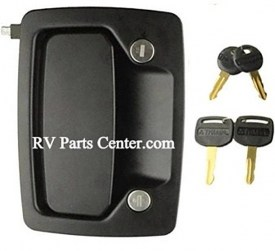RV Entry Door Locks by TriMark