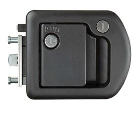 RV Designer Collection T502 Travel Trailer Lock-White