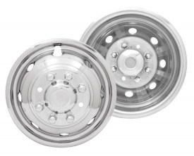 Dicor FL60-59-FWC 16 Inch Front Wheel Cover
